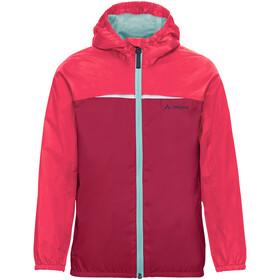 VAUDE Turaco Jacket Kids bright pink